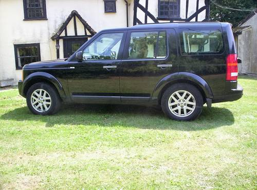 2009 DISCOVERY 3 XS FULL LEATHER AND FACTORY SATNAV SOLD (picture 1 of 6)