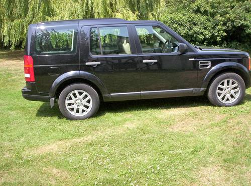 2009 DISCOVERY 3 XS FULL LEATHER AND FACTORY SATNAV SOLD (picture 2 of 6)