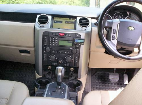 2009 DISCOVERY 3 XS FULL LEATHER AND FACTORY SATNAV SOLD (picture 5 of 6)