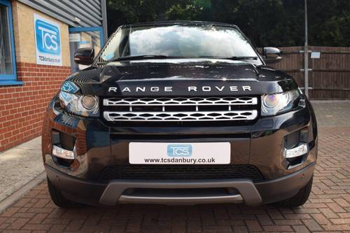 2011 Range Rover Evoque SD4 Prestige Auto 5dr SOLD (picture 4 of 6)