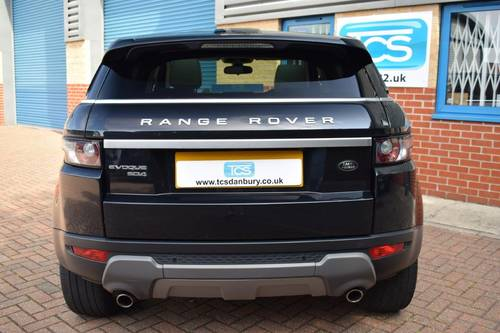 2011 Range Rover Evoque SD4 Prestige Auto 5dr SOLD (picture 5 of 6)