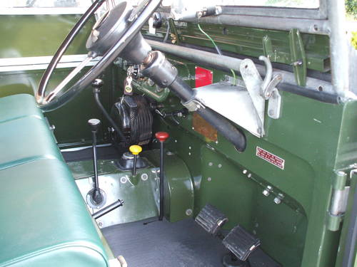 1951 Land Rover Series One  SOLD (picture 2 of 6)