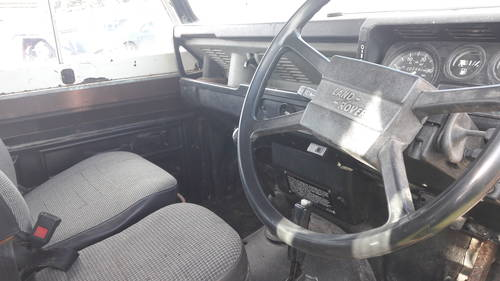 1984 LAND ROVER 110 V8  SOLD (picture 4 of 6)