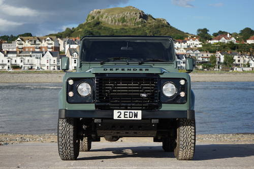 2008 Land Rover Defender 90 2.4 TDCi Hard Top NO VAT SOLD (picture 2 of 6)
