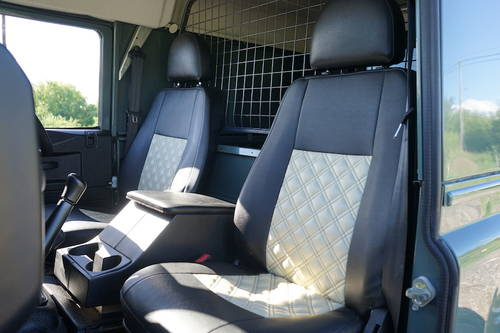 2008 Land Rover Defender 90 2.4 TDCi Hard Top NO VAT SOLD (picture 4 of 6)