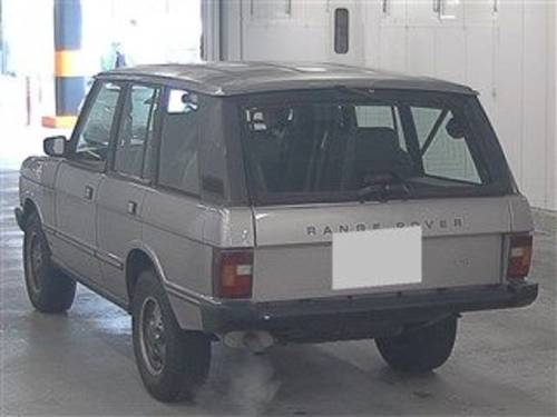 1990 RANGE ROVER CLASSIC –HERE FROM JAPAN NOW SOLD (picture 2 of 6)