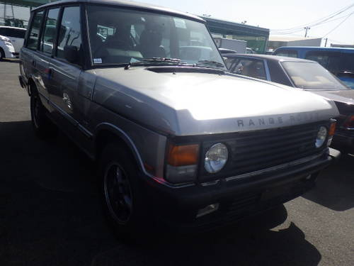 1990 RANGE ROVER CLASSIC –HERE FROM JAPAN NOW SOLD (picture 3 of 6)