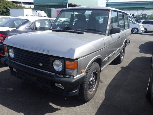 1990 RANGE ROVER CLASSIC –HERE FROM JAPAN NOW SOLD (picture 4 of 6)
