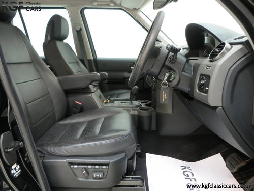 2005 A Land Rover Discovery 3 with One Owner and 23.659 Miles SOLD (picture 6 of 6)