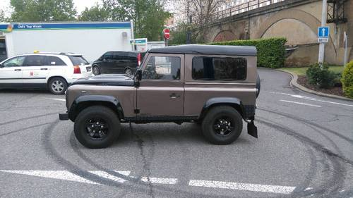 2010 Land Rover Defender 90 Hard Top SWB £15K just spent.Warranty For Sale (picture 2 of 6)