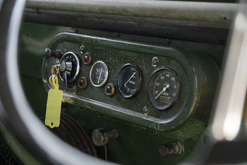1953 Land Rover Series 1 80