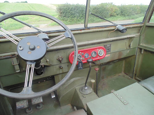1952 Land Rover Series 1 Minerva SOLD (picture 4 of 6)