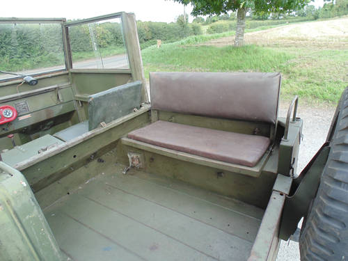 1952 Land Rover Series 1 Minerva SOLD (picture 5 of 6)