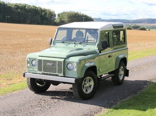 2015 Land Rover Heritage 90 **SOLD** For Sale (picture 1 of 6)