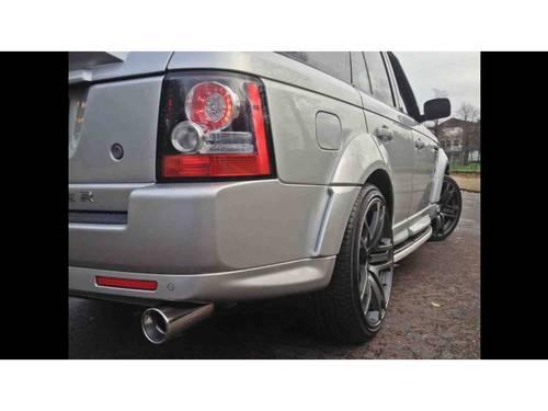 2005 Land Rover Range Rover Sport 2.7 TD V6 HSE 5dr KAHN For Sale (picture 4 of 6)