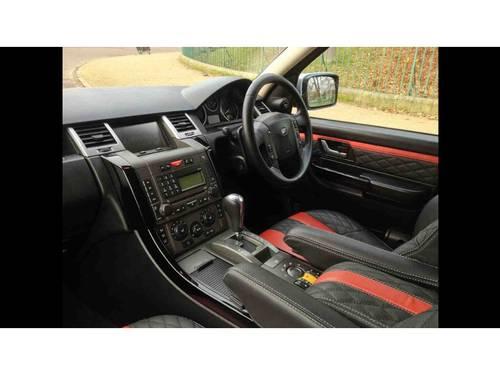 2005 Land Rover Range Rover Sport 2.7 TD V6 HSE 5dr KAHN For Sale (picture 6 of 6)