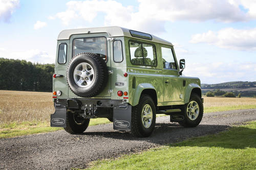 2015 Land Rover Heritage 90 **SOLD** For Sale (picture 2 of 6)