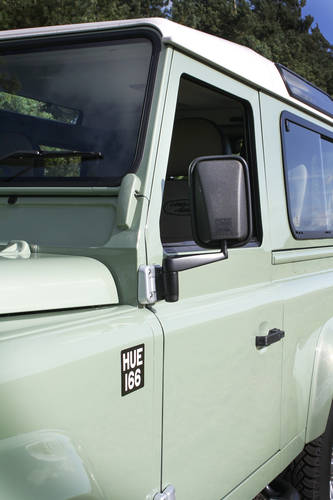 2015 Land Rover Heritage 90 **SOLD** For Sale (picture 6 of 6)