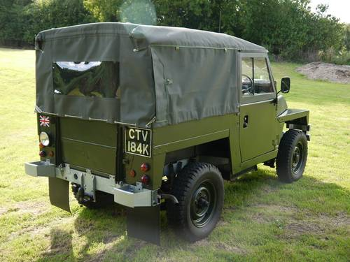 1971 Land Rover Lightweight 2.25D SOLD (picture 3 of 6)