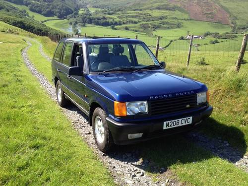 1994 Range Rover 2.5DSE Pre-Production For Sale (picture 1 of 5)