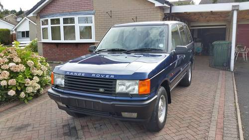 1994 Range Rover 2.5DSE Pre-Production For Sale (picture 2 of 5)
