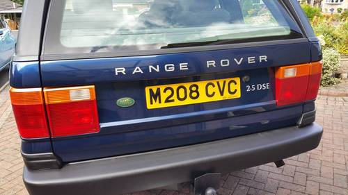 1994 Range Rover 2.5DSE Pre-Production For Sale (picture 5 of 5)
