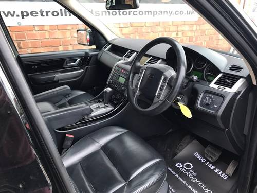 2007 OVERFINCH SUPER SPORT   3.6 TD V8 HSE For Sale (picture 6 of 6)