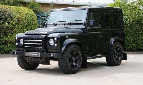 2014 Defender 90XS Urban Nurburg For Sale (picture 1 of 6)
