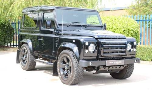 2014 Defender 90XS Urban Nurburg For Sale (picture 2 of 6)
