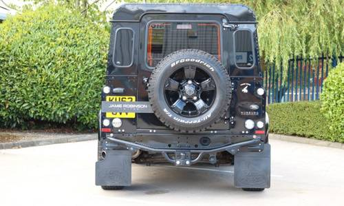 2014 Defender 90XS Urban Nurburg For Sale (picture 5 of 6)