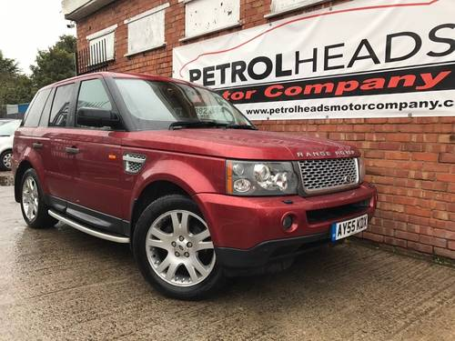 2005 Range Rover Sport 2.7 TD V6 HSE   STUNNING For Sale (picture 1 of 6)