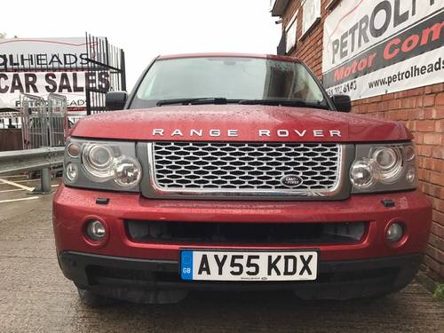 2005 Range Rover Sport 2.7 TD V6 HSE   STUNNING For Sale (picture 2 of 6)