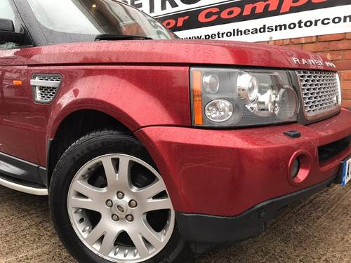 2005 Range Rover Sport 2.7 TD V6 HSE   STUNNING For Sale (picture 6 of 6)