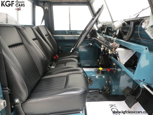 1958 A Versatile Land Rover Series 2 SWB 88-inch SOLD (picture 6 of 6)