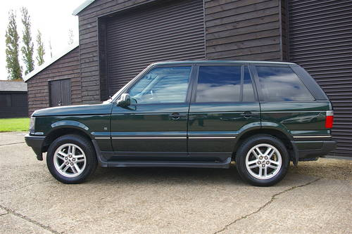 2002 Range Rover 4.6 HSE Limited Edition (86,453 miles) SOLD (picture 1 of 6)