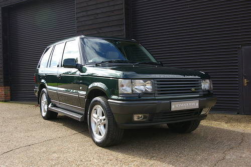 2002 Range Rover 4.6 HSE Limited Edition (86,453 miles) SOLD (picture 2 of 6)