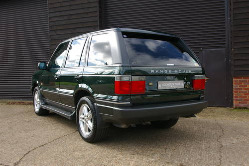 2002 Range Rover 4.6 HSE Limited Edition (86,453 miles) SOLD (picture 3 of 6)