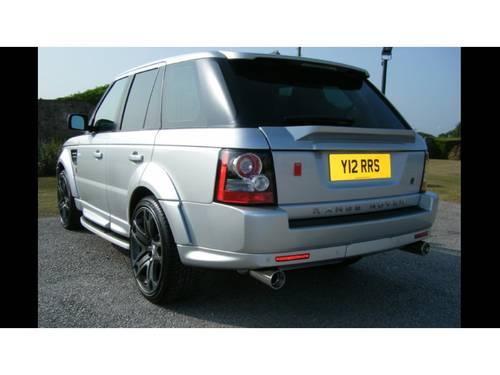 2005 Land Rover Range Rover Sport 2.7 TD V6 HSE 5dr KAHN For Sale (picture 2 of 6)