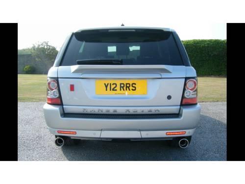 2005 Land Rover Range Rover Sport 2.7 TD V6 HSE 5dr KAHN For Sale (picture 3 of 6)