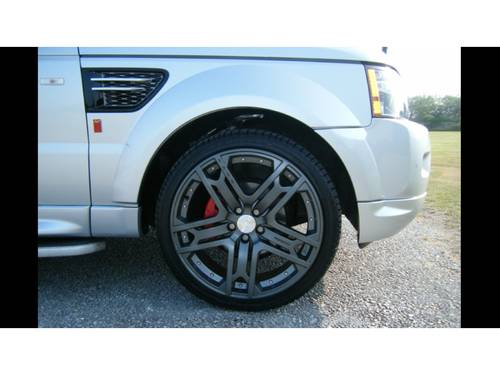 2005 Land Rover Range Rover Sport 2.7 TD V6 HSE 5dr KAHN For Sale (picture 5 of 6)