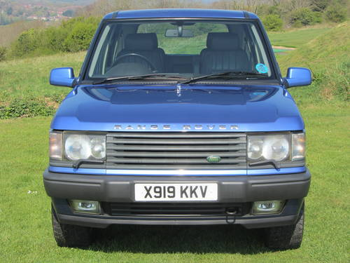 2000 Range Rover Vogue 4.6 V8 For Sale  SOLD (picture 2 of 6)