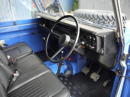1974 Land Rover Series III 88 2.25P SOLD (picture 5 of 6)