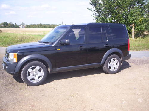 2006 landrover discovery 3 automaic 102000 miles fsh SOLD (picture 1 of 6)