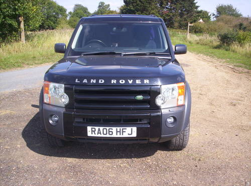 2006 landrover discovery 3 automaic 102000 miles fsh SOLD (picture 3 of 6)