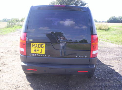 2006 landrover discovery 3 automaic 102000 miles fsh SOLD (picture 4 of 6)