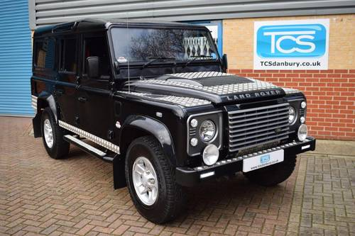 2011 Defender 110 XS 7-Seater SOLD (picture 1 of 6)