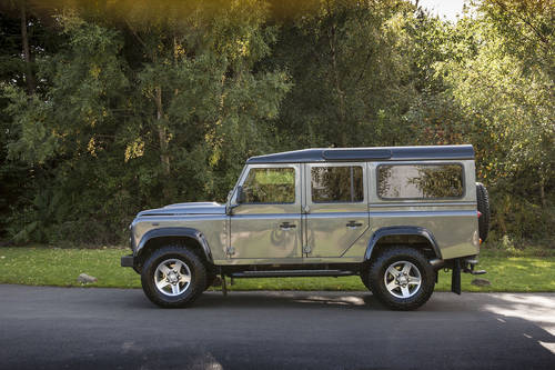 2015 LAND ROVER DEFENDER 110 LANDMARK EDITION 4X4 SOLD (picture 2 of 6)