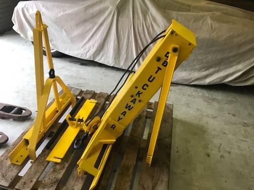 Dixon Bate Tuckaway Crane For Sale (picture 1 of 1)
