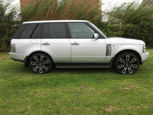 2002 RANGE ROVER 2.9 TD6 HSE 5D AUTO 175 BHP, PX TO CLEAR SOLD (picture 2 of 6)