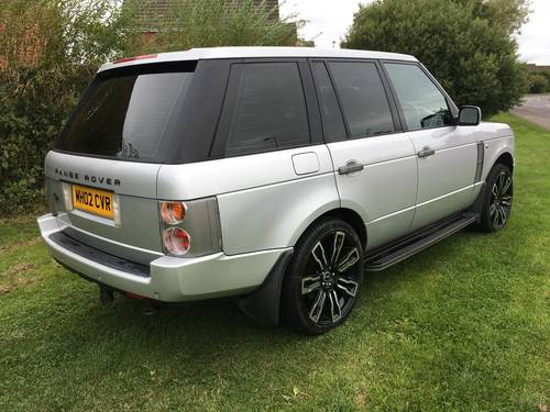 2002 RANGE ROVER 2.9 TD6 HSE 5D AUTO 175 BHP, PX TO CLEAR SOLD (picture 3 of 6)